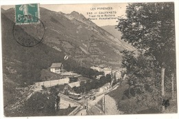 CAUTERETS  Tram De La Raillere Maison Hospitaliere TTB - Cauterets