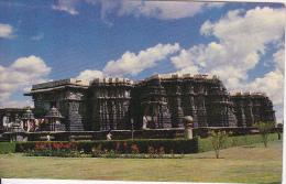 PC Halebeedu - Hoysaleswara Temple - 1988 (10035) - Indien