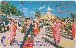 LAOS - THAT LUANG FESTIVAL - Laos