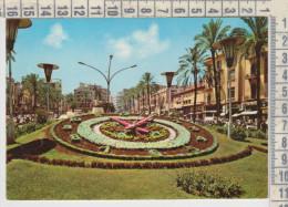 The Floral Clock in the Martyrs Square, Beirut L�Horloge des Fleurs de la Place des Martyrs, Beyrouth, Lebanon