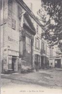 Arles    La Place Du Forum        Buvette   Cafe Du Nord            Scan 8771 - Arles