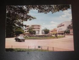 M997 -   République CENTRE AFRICAINE BANGUI  Place De La République - Central African Republic