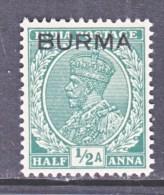 BRITISH  B URMA  2   * - Burma (...-1947)