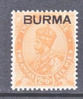 BRITISH  B URMA  6   * - Burma (...-1947)