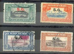 SUDAN - STAMPS - 1950 - USED - Sudan (1954-...)