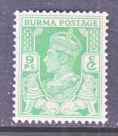 BRITISH  B URMA  21   * - Burma (...-1947)