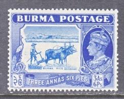 BRITISH  B URMA  27    * - Burma (...-1947)