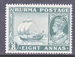 BRITISH  B URMA  29    * - Burma (...-1947)