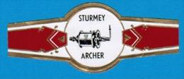 1 BAGUE DE CIGARE STURMEY ARCHER - Cigar Bands