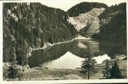Taubensee Bei Ruhpolding Chiemgau 20.8.1936 Nach Görlitz - Ruhpolding