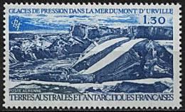 TAAF, PA N° 066** Y Et T, Glaces Dans La Mer Dumont D´Urville, 66 - Corréo Aéreo