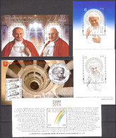 2014 VATICAN  -  Complete year set  MNH-VF **