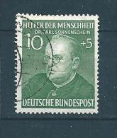 Allemagne Fédérale Timbre De 1952  N°43  Oblitéré - Used Stamps