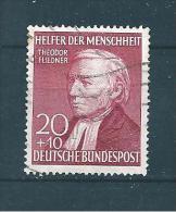 Allemagne Fédérale Timbre De 1952  N°44  Oblitéré - Used Stamps