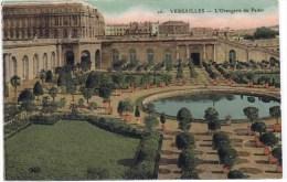 Cpa VERSAILLES L Orangerie Du Palais - Versailles (Kasteel)