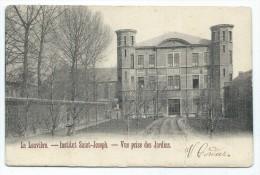 Carte Postale - LA LOUVIERE - Institut St Joseph - Vue Prise Des Jardins  - CPA   // - La Louvière