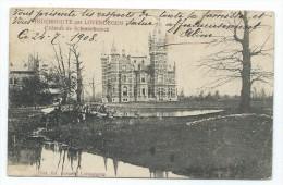 Carte Postale - VINDERHOUTE Par LOVENDEGEM - Château De Schouwbroeck - Kasteel - CPA   // - Lovendegem