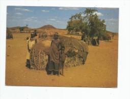 Cp , KENYA , RENDILLE Village , Vierge , Photo IMC , Ed : Kas , 142 - Kenya