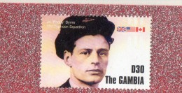 THE  GAMBIA  --  197  ESCADRON  TUPHON  --  **  D 30  **  --  NEUF SANS TRACE DE CHARNIERE - Gambie (1965-...)