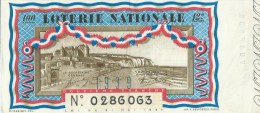 411Po   Loterie Nationale Paysage Bord De Mer De 1939 (pas Courant) - Lottery Tickets