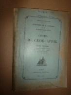 1926 Ecole Militaire De Saint-Cyr:GEOGRAPHIE Gle Et Humaine Au Point De Vue Militaire Liée à La Puissance D'une NATION - Frans