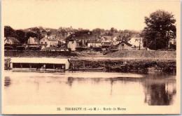 77 THORIGNY - Les Bords De La Marne. - Lagny Sur Marne