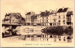 77 THORIGNY - Quai De La Marne - Lagny Sur Marne