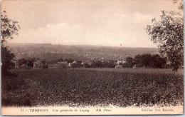 77 THORIGNY - Vue Générale De Lagny - Lagny Sur Marne