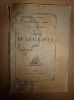 1926 Ecole Militaire De Saint-Cyr:GEOGRAPHIE Gle Et Humaine Au Point De Vue Militaire Liée à La Puissance D'une NATION - Livres