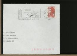 FRANCE  -  MARSEILLAN  -  PLAGE  - CLOCK  -  Campana Sulla Torre - Orologeria