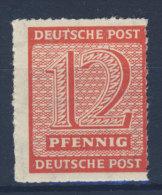 West Sachsen Michel No. 119 D X ** postfrisch / gepr�ft BPP Str�h