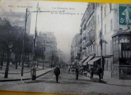 94, Saint Mandé , La Grande Rue De La République , Animé, ( Déchiré) - Saint Mande