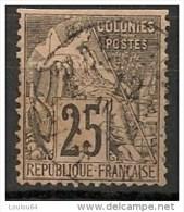 Timbres - France (ex-colonies Et Protectorats) - Emissions Générale - Alphée Dubois - 25 C - N° ? -