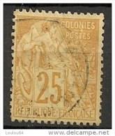 Timbres - France (ex-colonies Et Protectorats) - Emissions Générale - Alphée Dubois - 25 C - N° 53 -