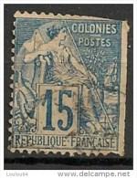 Timbres - France (ex-colonies Et Protectorats) - Emissions Générale - Alphée Dubois - 15 C - N° 51 -