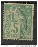 Timbres - France (ex-colonies Et Protectorats) - Emissions Générale - Alphée Dubois - 5 C - N° 49 -