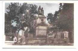 CPSM De Valay (Haute Saône 70)Monument De M. Et Mme Valay - Autres Communes