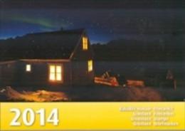 Groenland  2014 Jaarset PF-MNH - Unused Stamps