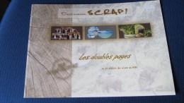 LIVRE SCRAP FACTORY ScapFactory DestScrap Les Doubles Pages SC112 - Scrapbooking