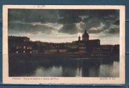 Firenze (chiesa Di Cestello) Cartolina Viaggiata 1929 - Firenze