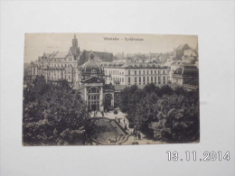 Wiesbaden. - Kochbrunnen.  (10 - 9 - 1921) - Wiesbaden