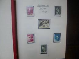 BELGIQUE PETIT LOT ANNEES 60-70s EN QUALITE NEUF**/* + OBLITERES EN CADEAU ! POID: 1 KILO 300!!!