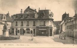 CPA - 28 - DREUX - Place Rotrou - ANIMATION - EURE Et LOIR  CENTRE - Dreux