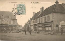 CPA - 28 - LA LOUPE - Rue De Chartres - ANIMATION - EURE Et LOIR  CENTRE - La Loupe