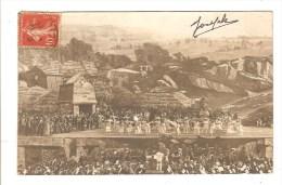 BEZIERS - HERAULT - LES ARENES - THEATRE - CARTE PHOTO - LE PREMIER GLAIVE - Beziers