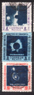 Mexico 1942 Astrophysic Congress Solar Eclipse Used - Messico