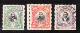 Peru 1901 Advent Of 20th Century Used - Peru