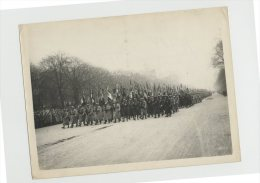 Cinquantenaire Republique Drapeaux De La Victoire  Novembre 1920 Photo Henri Manuel Commemoration - War, Military