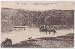 Lac De TAZENAT La Flotille Du Lac   (73670) - Frankrijk