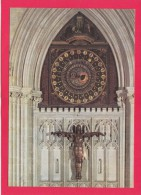 The Clock, Wells Cathedral, Somerset, England, A15. - Wells